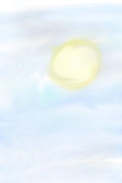 Sun | A.K.G_INDIA | Digital Drawing | PENUP