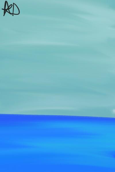 Ocean View   OneDirection   Digital Drawing   PENUP