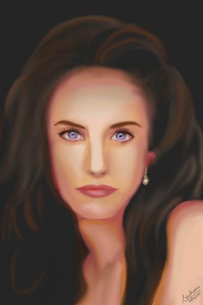 Monica F.R.I.E.N.D.S | Sach1265 | Digital Drawing | PENUP