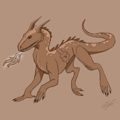 Dragon   Ketrin   Digital Drawing   PENUP