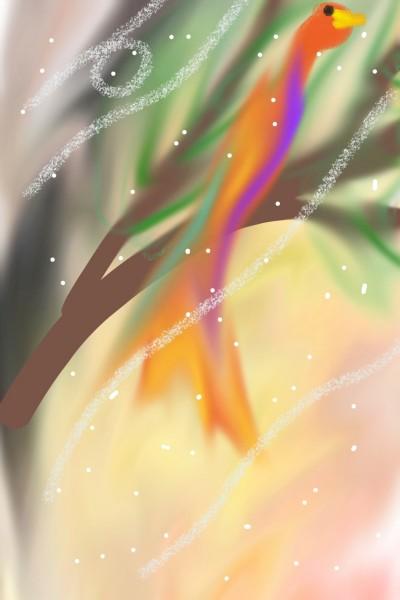 storm bird   x-raycanvas   Digital Drawing   PENUP