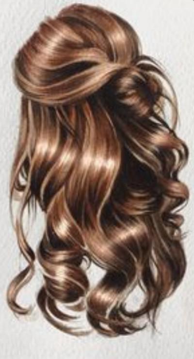 brown hair | starssophie101 | Digital Drawing | PENUP