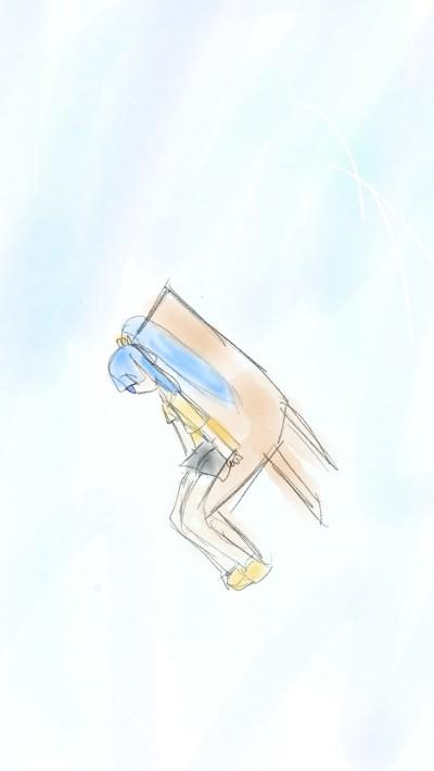 채색하다 네 캐릭터랑 닮아서 팬아트 만들었어...   Nyang_shion   Digital Drawing   PENUP