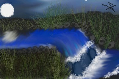 rivers | Savid | Digital Drawing | PENUP