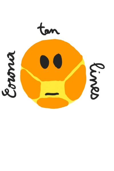 Corona tan lines | Mie | Digital Drawing | PENUP
