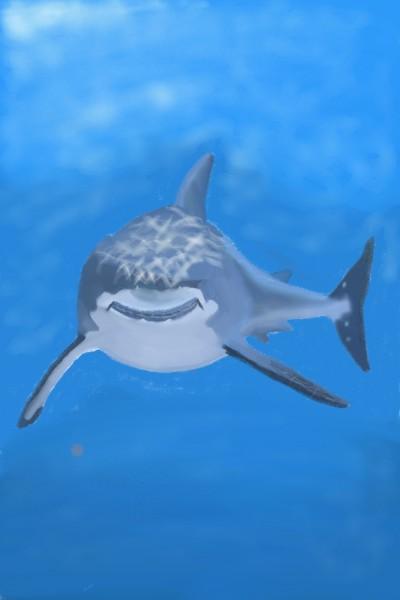 Shark | ErryG | Digital Drawing | PENUP