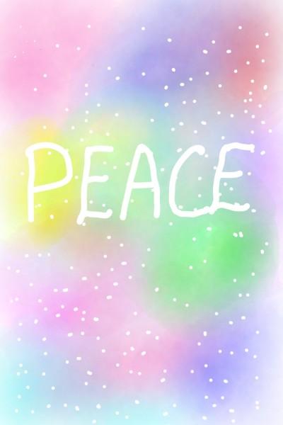 peace  | ace | Digital Drawing | PENUP