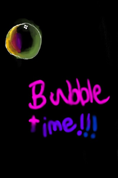 bubble time  | Candy | Digital Drawing | PENUP