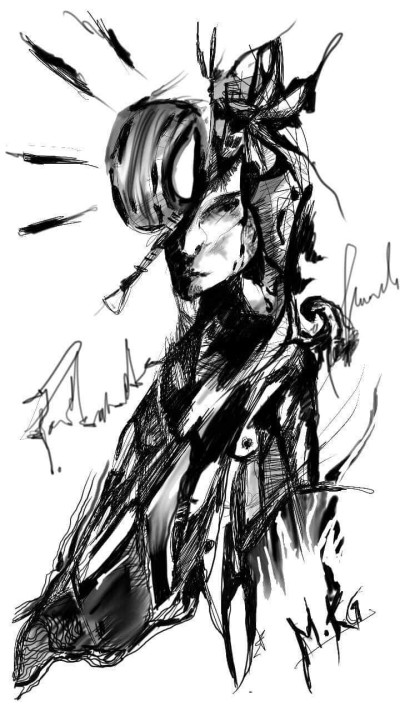 Melancholy | maggi | Digital Drawing | PENUP