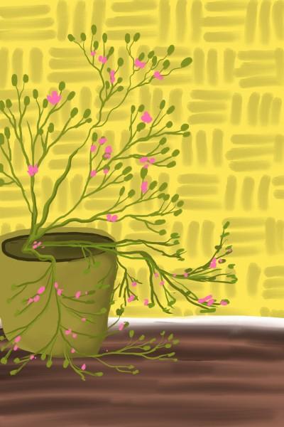 Plant Digital Drawing | Pradnya | PENUP