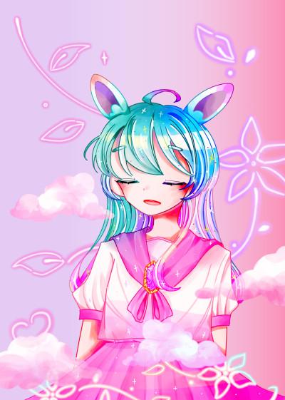 소미샘 프공전... !!!! !! ♡-♡ | LANG_E | Digital Drawing | PENUP