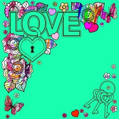 TRUE LOVE | LuluBear22 | Digital Drawing | PENUP