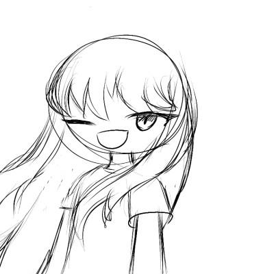 낙서 | BIN | Digital Drawing | PENUP