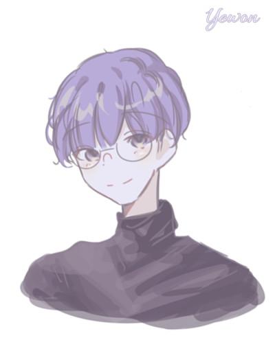 Character Digital Drawing   Yewon   PENUP