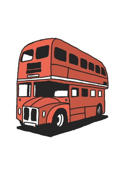 a common london bus   qwerty   Digital Drawing   PENUP