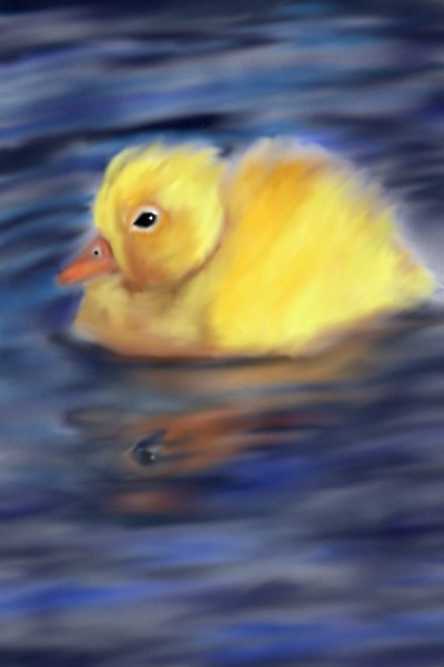 Duckling  | Mark349 | Digital Drawing | PENUP