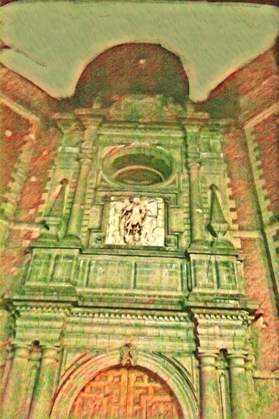iglesia centro historico | santiagojhg | Digital Drawing | PENUP
