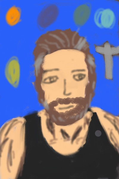 vejez  | santiagojhg | Digital Drawing | PENUP