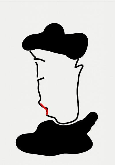 그림자 | kooend | Digital Drawing | PENUP