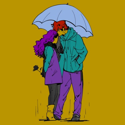 el amor colorido | gachapro | Digital Drawing | PENUP
