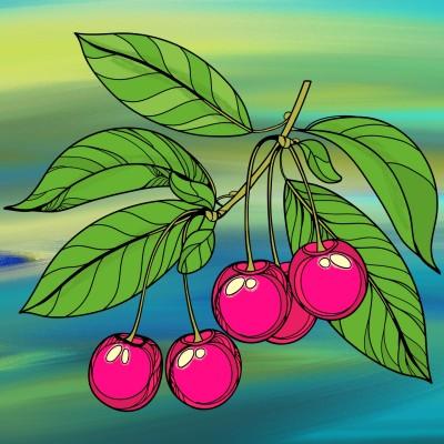 Coloring Digital Drawing | INayra | PENUP