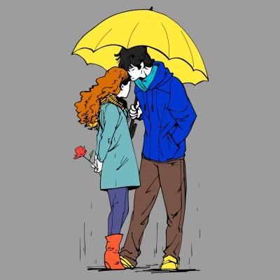 Love Rain | RafaelZanetti | Digital Drawing | PENUP