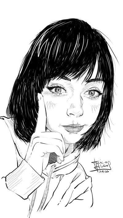 Himee.lily | jericojhones | Digital Drawing | PENUP