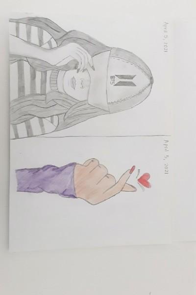 Drawing#4 | Mikrokosmos.me | Digital Drawing | PENUP