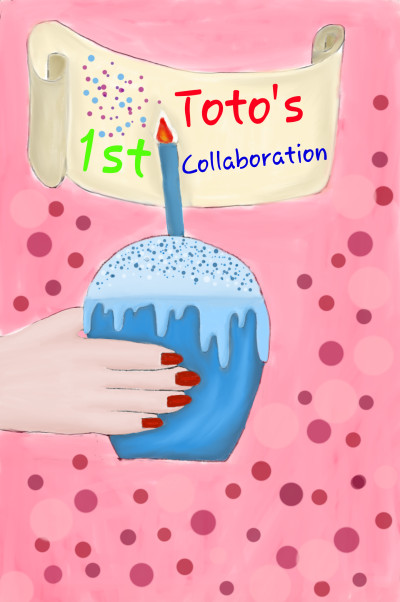 Cake collab with Toto  | sherlock | Digital Drawing | PENUP
