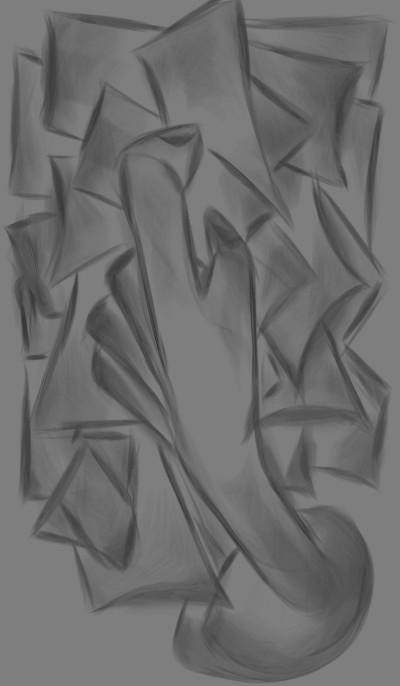 greed    shigal   Digital Drawing   PENUP