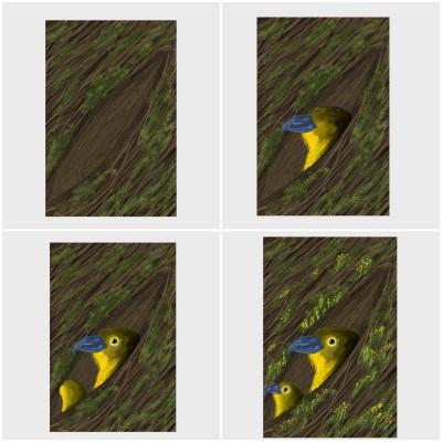 Animal Digital Drawing   Pradnya   PENUP