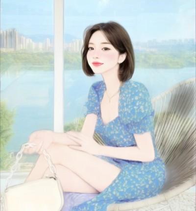 kang taeri♡♡♡♡♡♡♡♡ | mochi_ | Digital Drawing | PENUP