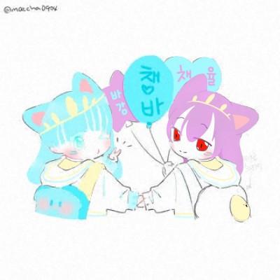 바강과 합작 | Chae_Yul | Digital Drawing | PENUP