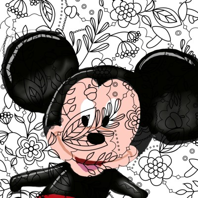 mickey mause  | OmrGhabban | Digital Drawing | PENUP