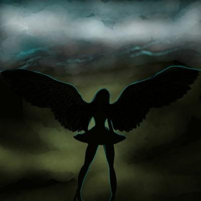 bad angel | ramdan1111 | Digital Drawing | PENUP