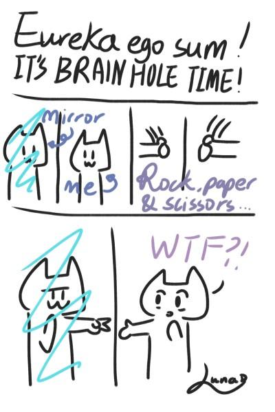 Rock paper & scissors! | Luna | Digital Drawing | PENUP