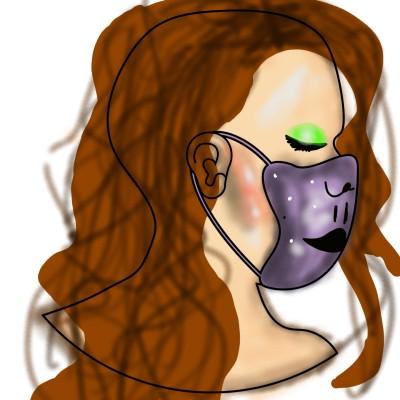 girl (I'm back!)  | H.M_ART | Digital Drawing | PENUP