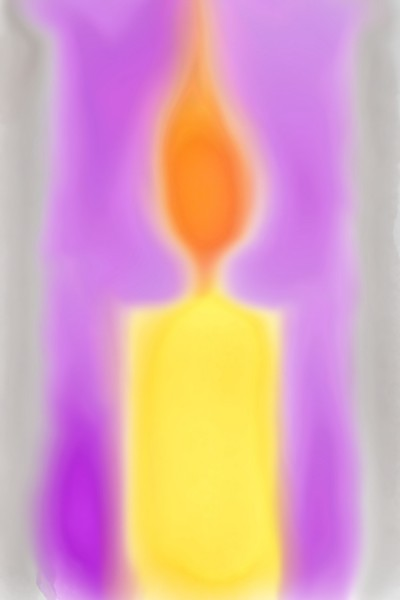 candle in the night  | shigal | Digital Drawing | PENUP
