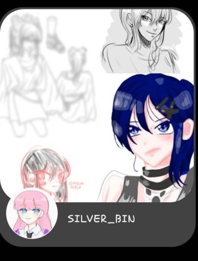 인아에 올라온건데 | SILVER_BIN | Digital Drawing | PENUP