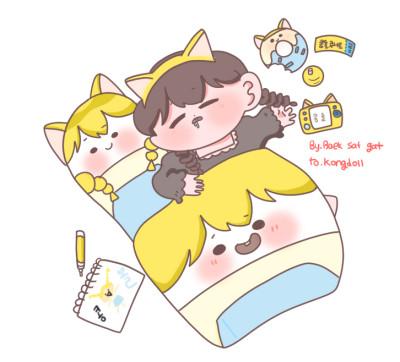 콩돌아 2000팔 축하해 | Baek.sat.gat | Digital Drawing | PENUP