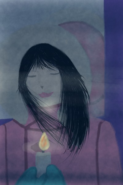 candle | sunhwa | Digital Drawing | PENUP