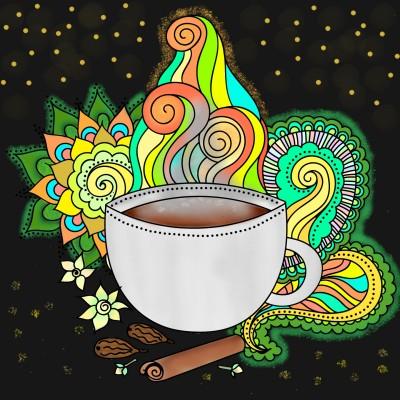 coffee   Aml   Digital Drawing   PENUP