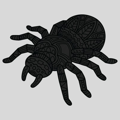 A spider | Peopleperson | Digital Drawing | PENUP