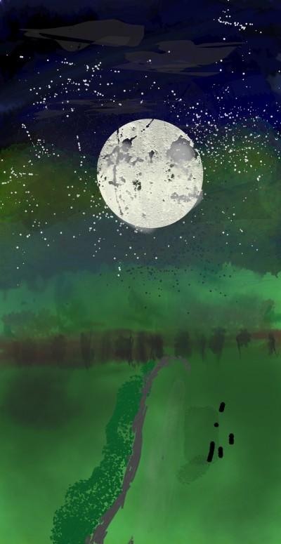 Stillness Of the Earth | FFss379 | Digital Drawing | PENUP