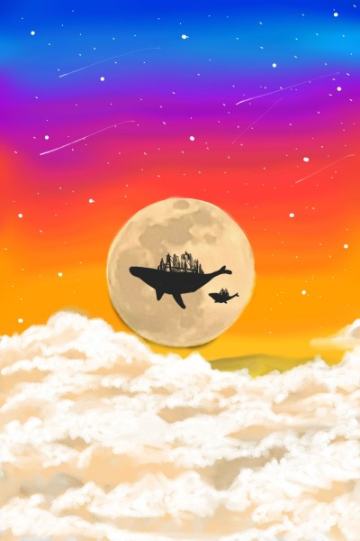 DreamWorks #3 | Dex.R | Digital Drawing | PENUP