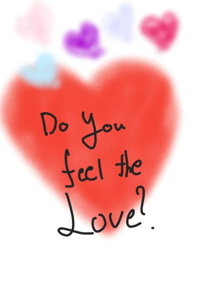 Do you feel the love? | Peopleperson | Digital Drawing | PENUP