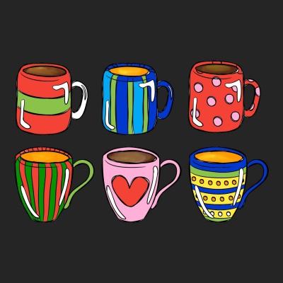 컵 | sunjung | Digital Drawing | PENUP