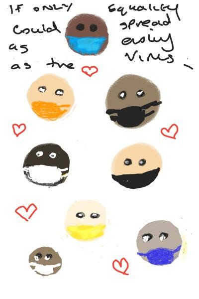 equality emoji  | abi31x | Digital Drawing | PENUP