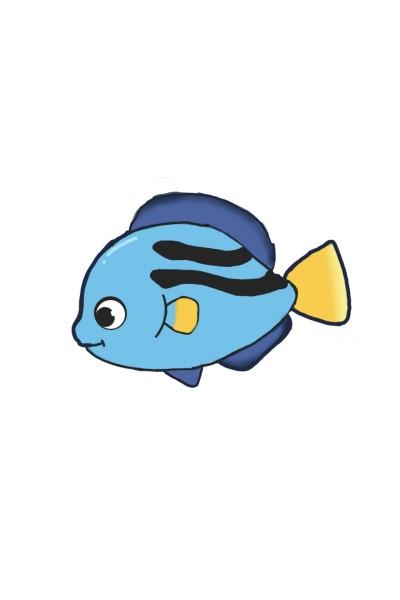 Fish | Ucha_ML | Digital Drawing | PENUP