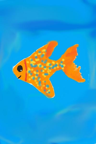 fish | ace | Digital Drawing | PENUP